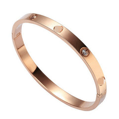 LOVE Bracelet Titanium Steel Bracelet - BoardwalkBuy - 6