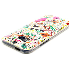 Panited TPU Case for HTC One M8 - BoardwalkBuy - 2