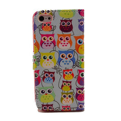 Painting Leather iPhone 5 Case CAT - BoardwalkBuy - 2