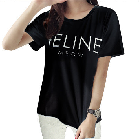 Clothing  Cropped Tops Short Sleeve  For Women