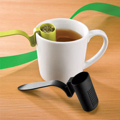 ball strainer infuser filter device Cup tea set - BoardwalkBuy - 2