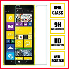 Real Tempered Glass Anti-Scratch Screen Protector Guard For Nokia Lumia 1520 - BoardwalkBuy - 2
