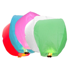 10 or 20 Pack Chinese Sky Fly Fire Lanterns - BoardwalkBuy - 2