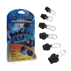 6 Piece Fix A Zipper Set - As Seen On TV - BoardwalkBuy - 2