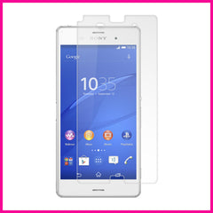 Real Tempered Glass Anti-Scratch Screen Protector Guard Film For Sony Xperia Z3 - BoardwalkBuy - 2