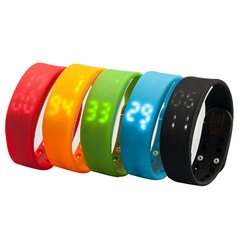 W2 Smart Band Watch With Fitness Tracker & Sleep Monitor - Assorted Colors - BoardwalkBuy - 1
