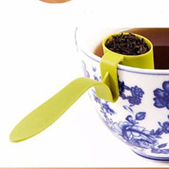 ball strainer infuser filter device Cup tea set - BoardwalkBuy - 1