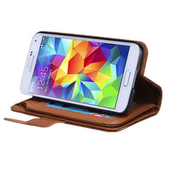 7 Cards Slot Wallet Case for Samsung S5 - BoardwalkBuy - 5