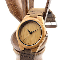 Bamboo Watch - BoardwalkBuy - 2