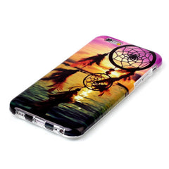 Sunset Campanula hard case for iphone 6 plus 5.5 inch - BoardwalkBuy - 3