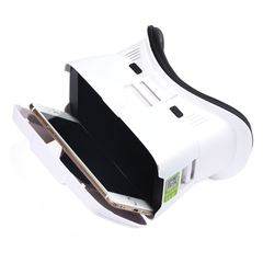 "3D VR Glasses Virtual Reality Head Mount for 4"" - 6"" Smartphones - BoardwalkBuy - 8"
