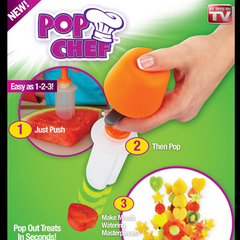Pop Chef - 10 Piece Kit - BoardwalkBuy - 6