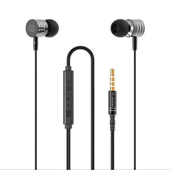 LANGSTON  Stereo Bass Metal Earphone - BoardwalkBuy - 2