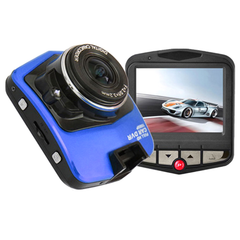 CAR GT300 Full 1080p HD DVR Dash Camera With Night Vision - Black or Blue - BoardwalkBuy - 13