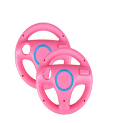 Mario Kart Racing Game Steering Wheel Controller For Nintendo Wii - BoardwalkBuy - 2