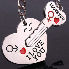 I Love You Keychain Set - BoardwalkBuy - 2