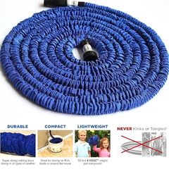 Expandable Garden Hose - Up to 100' - BoardwalkBuy - 2