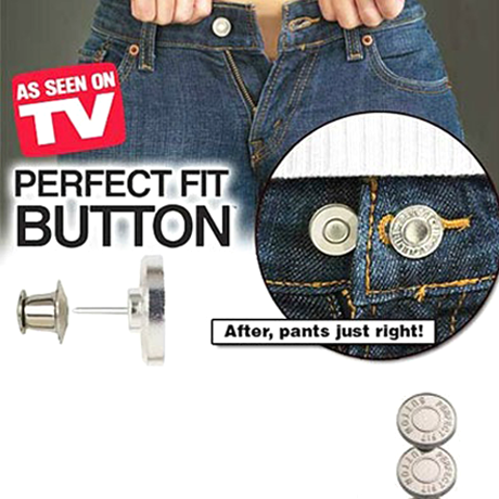 Perfect Fit EZ Button - As Seen On TV - BoardwalkBuy
