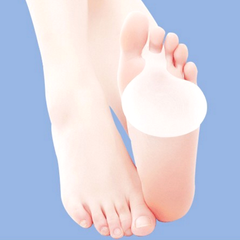 2 Pack: Medical Silicone Gel Toe Pads - BoardwalkBuy - 4