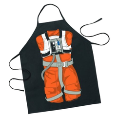 Retro Star Wars Cooking Aprons - Assorted Styles - BoardwalkBuy - 3
