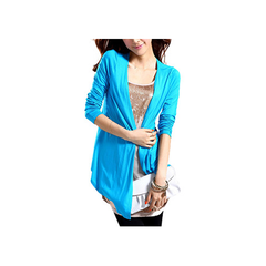 Royal Long-Sleeve Cardigan - Assorted Colors - BoardwalkBuy - 5