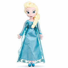 Elsa's daughter Anna plush stuffed children doll - BoardwalkBuy - 6