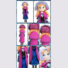 Elsa's daughter Anna plush stuffed children doll - BoardwalkBuy - 8