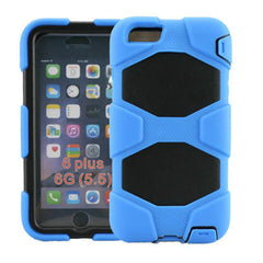 Hybrid Hard Stand Case for iPhone 6 Plus - BoardwalkBuy - 10