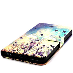 Stand Leather Case for iPhone 6 Plus - BoardwalkBuy - 3
