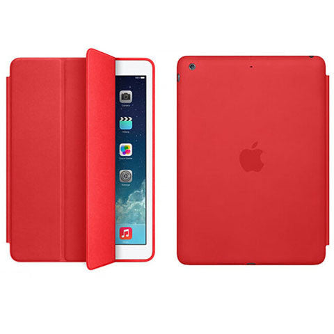 Magnetic Smart Leather Case for iPad Air - BoardwalkBuy - 1