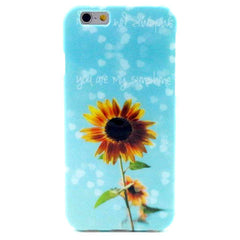 "Sun Flower TPU Case for iPhone 6 4.7"" - BoardwalkBuy - 4"