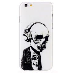 Headphones Skull hard case for iphone 6 plus 5.5 inch - BoardwalkBuy - 1