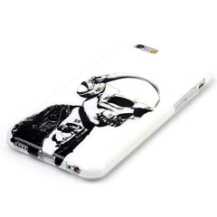 Headphones Skull hard case for iphone 6 plus 5.5 inch - BoardwalkBuy - 3