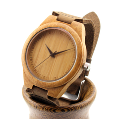 Bamboo Watch - BoardwalkBuy - 4