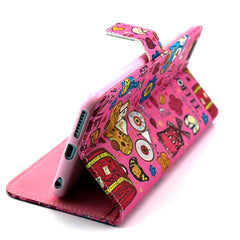 Cartoon Stand Leather Case for iPhone 6 - BoardwalkBuy - 4