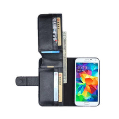 7 Cards Slot Wallet Case for Samsung S5 - BoardwalkBuy - 3