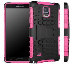 New Hybrid Armor Case for Samsung Note 4 - BoardwalkBuy - 3
