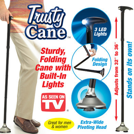 Trusty Cane - As Seen On TV - BoardwalkBuy - 2