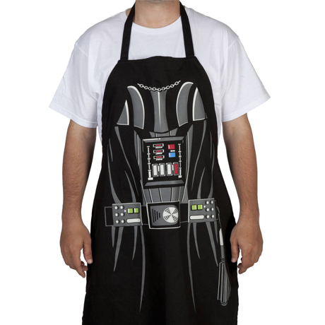 Retro Star Wars Cooking Aprons - Assorted Styles