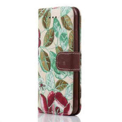 iPhone 6 Wallet Flowers Gyrosigma Case - BoardwalkBuy - 23