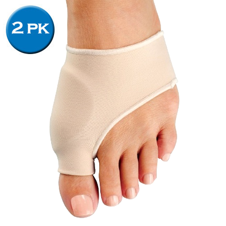 2 Pack: Bunion Protector and Detox Sleeve with EuroNatural Gel - BoardwalkBuy