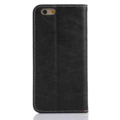"iPhone 6 5.5"" Retro Horse Pattern PU Case - BoardwalkBuy - 8"