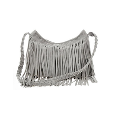 Fringed Cross-Body Bag - BoardwalkBuy - 3
