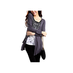 Royal Long-Sleeve Cardigan - Assorted Colors - BoardwalkBuy - 6