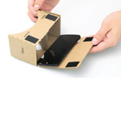 Laava 3D Google Cardboard Glasses VR - BoardwalkBuy - 2