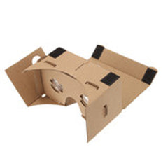 Laava 3D Google Cardboard Glasses VR - BoardwalkBuy - 1