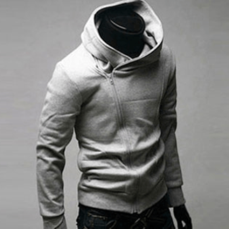 Men's Slim Fit Hoodie - BoardwalkBuy - 1