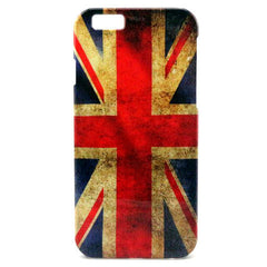 Retro UK Flag Hard Case for iPhone 6 - BoardwalkBuy - 4