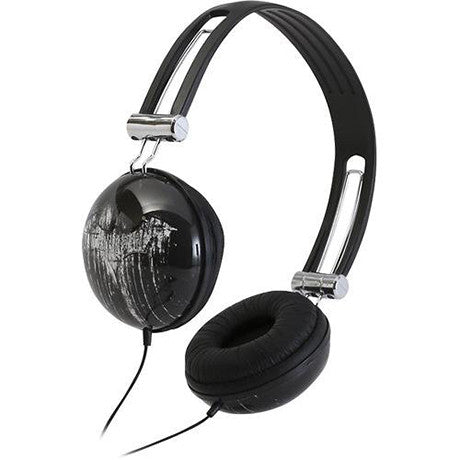 iHip DC Comics Batman Pro Audio Headphones - BoardwalkBuy
