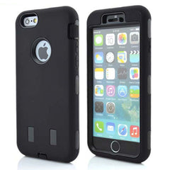 Shockproof Hybrid Hard Case for iPhone 6 Plus - BoardwalkBuy - 6